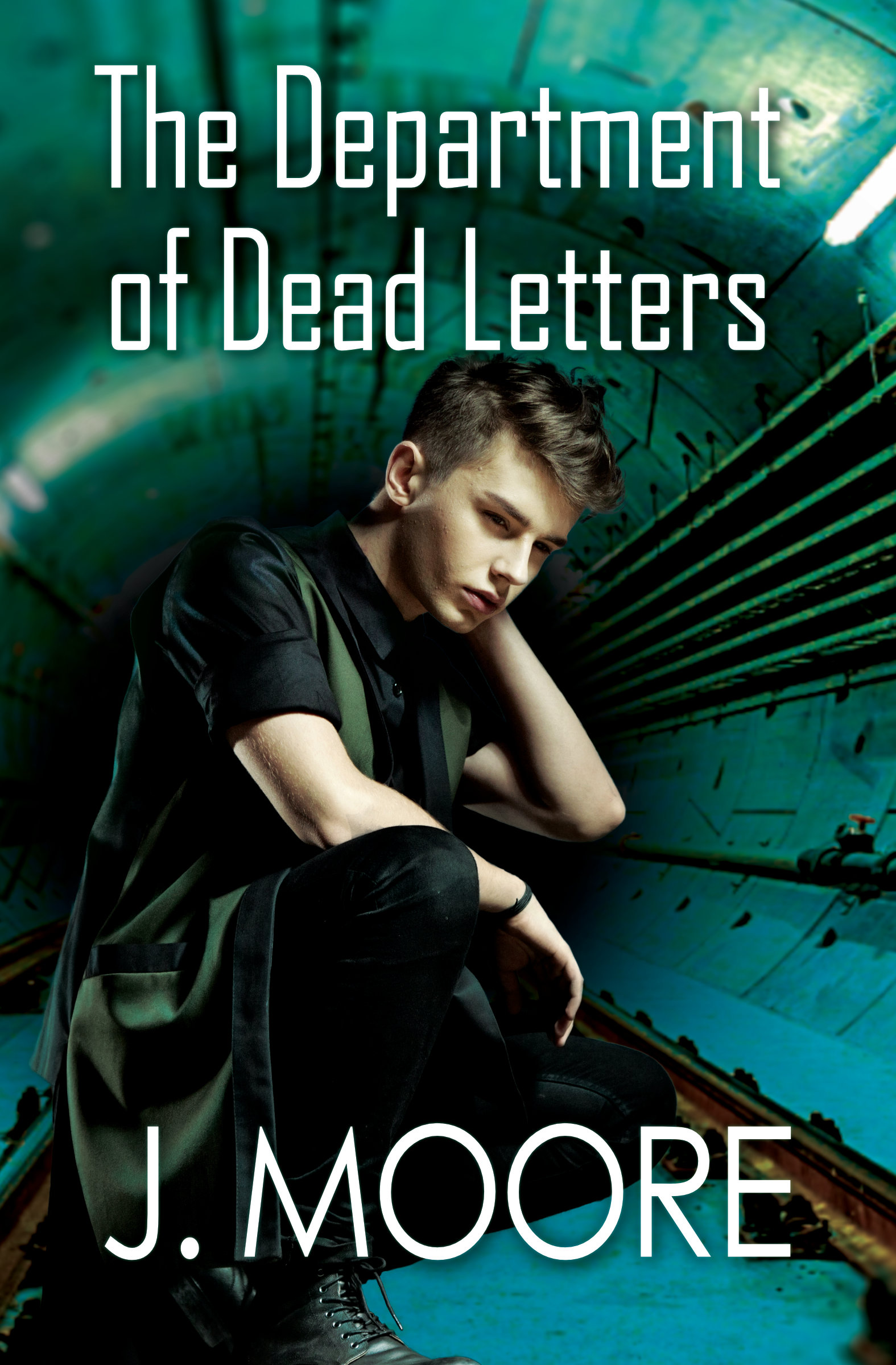 The Department of Dead Letters FRONT COVER RGB
